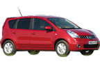 Nissan Note 2-4T AC