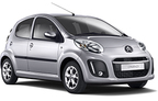 Group A - Citroen C1 or similar