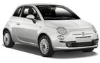 Fiat 500 2dr A/C