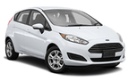 Group A - Ford Fiesta or similar