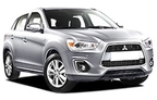 Mitsubishi ASX SUV, Hervorragendes Angebot Broome International Airport
