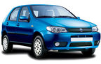 Group A - Fiat Palio or similar