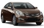 Group A - Hyundai Solaris Sedan or similar