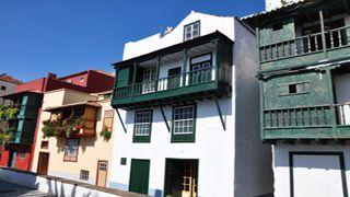 Altstadt von Santa Cruz