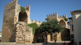 Stadtmauern von Alcudia