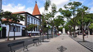 Entdecken Sie Funchal