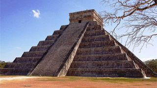 Ruine Chichén Itzá in Pisté