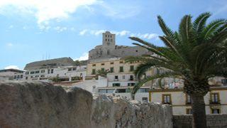 Altstadt und Castell von Eivissa