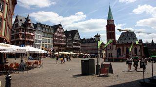 Franfurter Altstadt