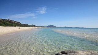 Costa Rei auf Sardinien