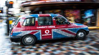 Mit dem Mietwagen in London